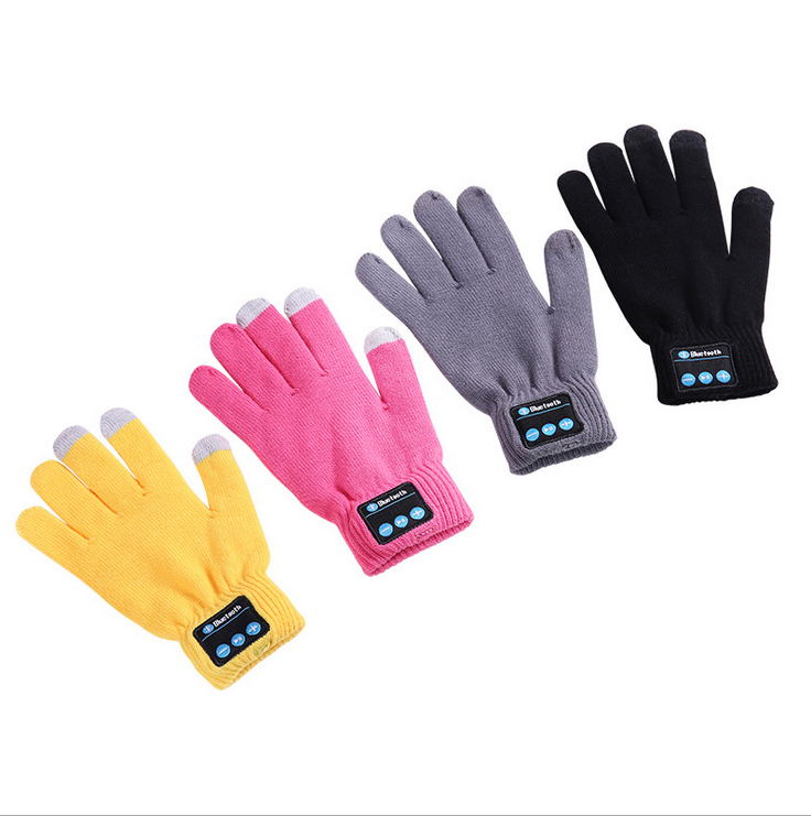 BT16   Bluetooth  glove